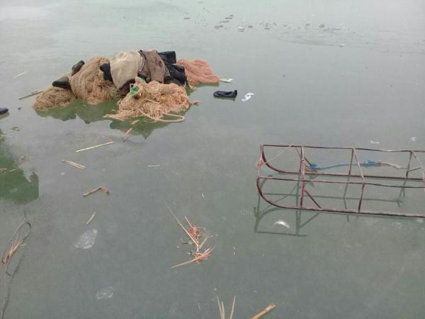 У браконьеров, ловивших рыбу на водохранилище Куксу, изъяты 130 кг белого амура