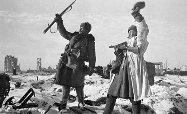 Архив: Сталинград (New York Times, США)