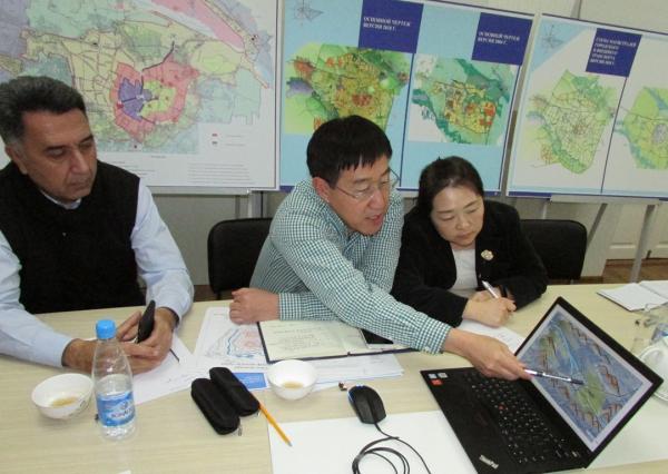 Завершить разработку  генерального плана Самарканда намерены до конца этого года