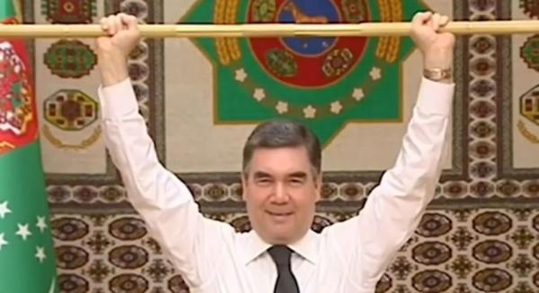 Гурбангулы Бердымухамедов закрыл Академию наук Туркменистана