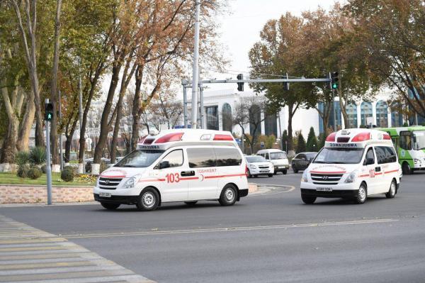В Ташкенте откажутся от районных подстанций скорой помощи