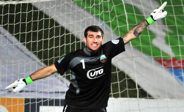Игнатий Нестеров провел первую игру за футбольный клуб «Охуд»