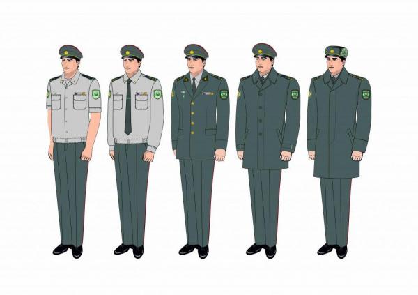 Представлены эскизы новой формы для военнослужащих
