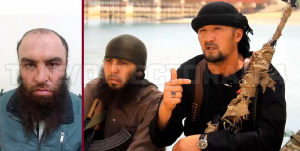 """В плен к """"Сирийским демократическим силам попал гражданин Таджикистана, один из приближенных """"министра войны""""  ИГИЛ"""