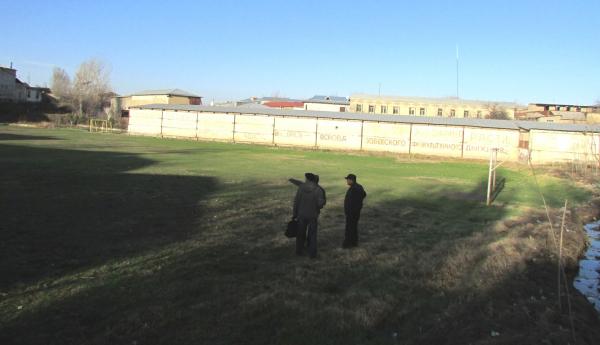 Когда правительственная программа «Футбольная площадка в каждой махалле» станет реальностью?