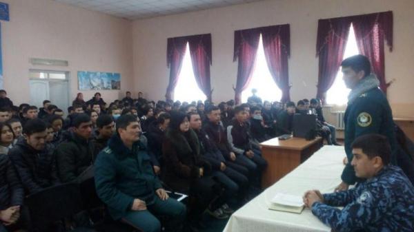 Тошкент вилояти ИИБ ЙҲХБ профилактик тадбирлари лавхаларда мужассам