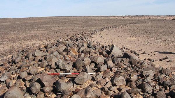Постройки неизвестной цивилизации обнаружены в Сахаре
