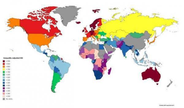 Где лучше родиться?