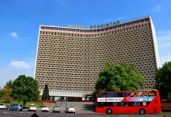 Столичную гостиницу «Узбекистан» выставили на торги