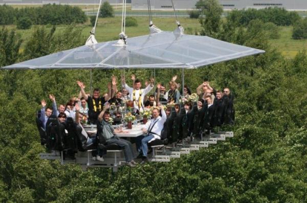 В Самарканде планируют создать ботанический сад и построить sky-ресторан