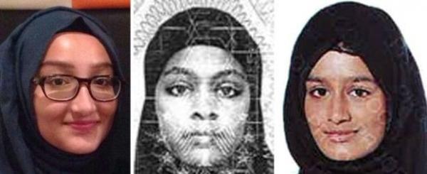 """""""Жена джихадиста"""" хочет вернуться домой. Примет ли ее Британия?"""