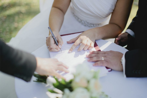 Наманганский областной хокимият предложил сделать обязательным заключение брачного контракта