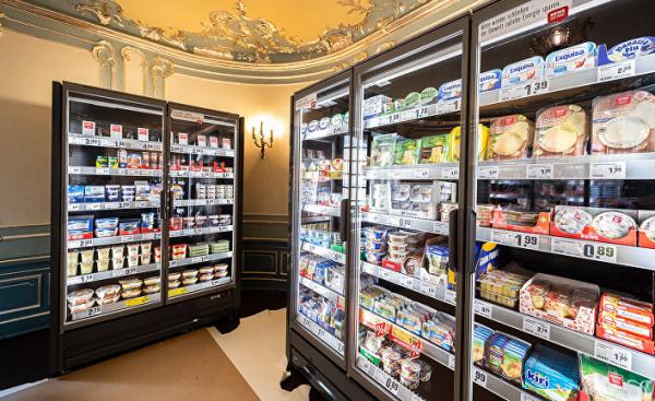 РГ: русские супермаркеты в Германии — цены как в ГДР