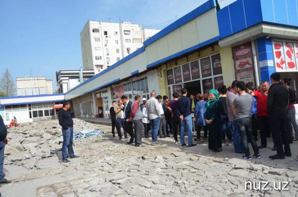 В Ташкенте начался судебный процесс между хокимиятом и предпринимателями Сергелийской ярмарки