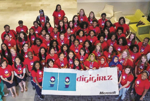 Для девушек от 12 до 17 лет открыта регистрация на бесплатную образовательную программу DigiGirlz High Tech Camp Uzbekistan