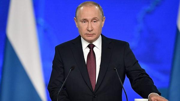 Послание Путина Федеральному собранию - о налогах, бедняках и ракетах