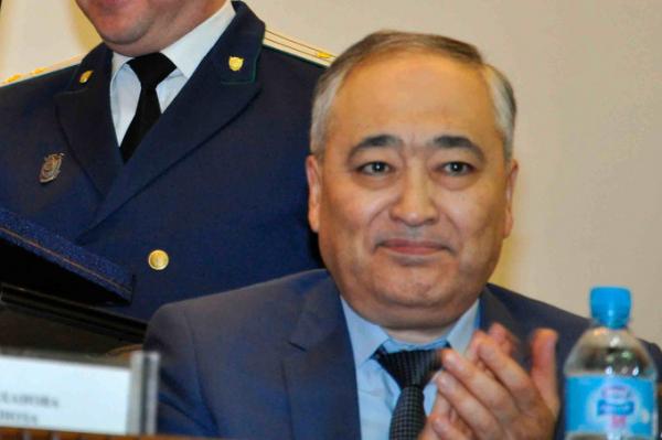 Арестован заместитель председателя Верховного суда Баходир Дехканов