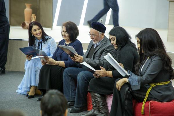 Telegram-канал «Bolalik kunlarimda» начал бесплатно публиковать аудиозаписи узбекских сказок