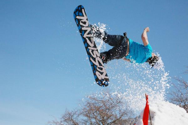 В Чимгане пройдет горный фестиваль зимних видов спорта