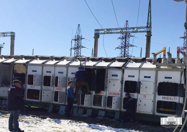 Пол Ташкента осталось без воды: насосные станции вышли из строя