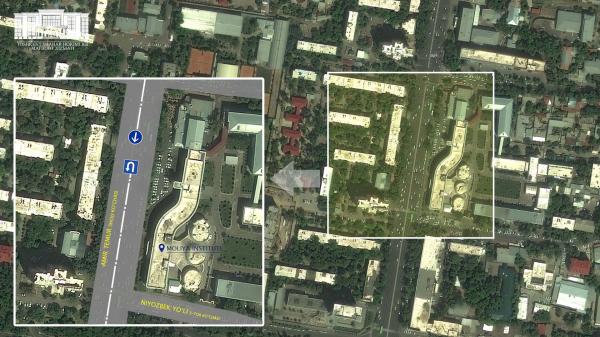 На столичной улице Амира Темура открыт еще один разворот для транспорта