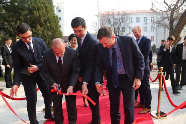 В Ташкенте открыта первая в СНГ NCUK  Foundation