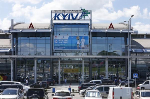Вчера в киевском аэропорту Жуляны, за попытку дать взятку пограничнику был задержан гражданин Узбекистана