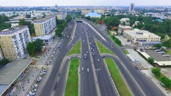 В хокимияте Ташкента рассказали, что делается для разгрузки городских дорог