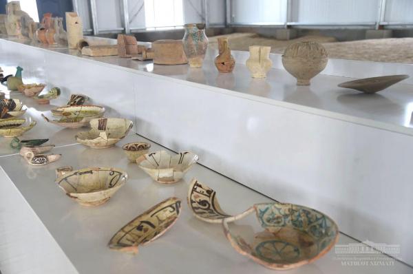 Древний Ахсикент превратят в туристический центр Ферганской долины