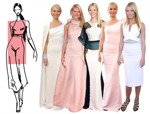 Как выбрать платье по типу фигуры?