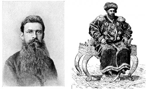 Влюблённый в Туркестан. Жизнь и странствия Николая Каразина - художника, писателя, солдата. Глава шестая