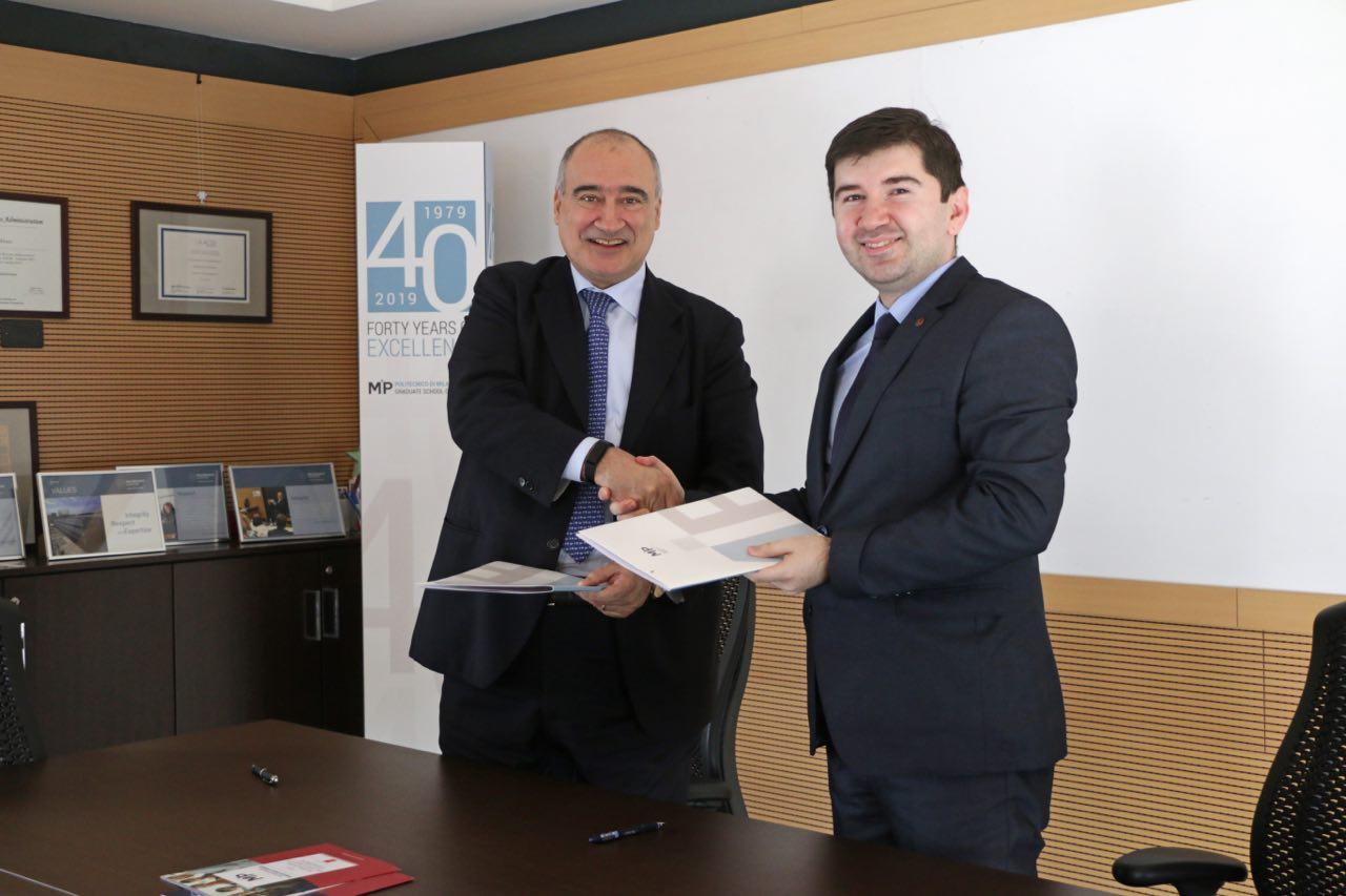 Высшая школа бизнеса и управления совместно с Итальянским университетом откроет новую тему в сфере «Проектного управления»