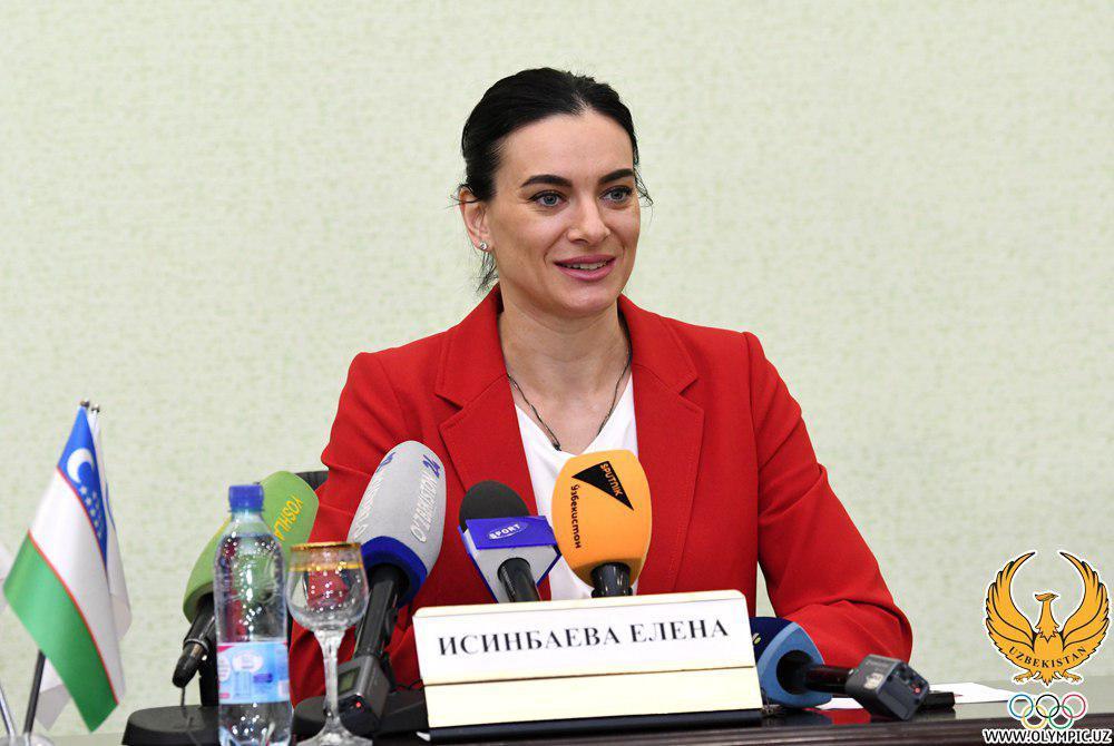 Елена Исинбаева: 10 лет мало, нужно минимум 20 лет, чтобы воспитать рекордсмена мира