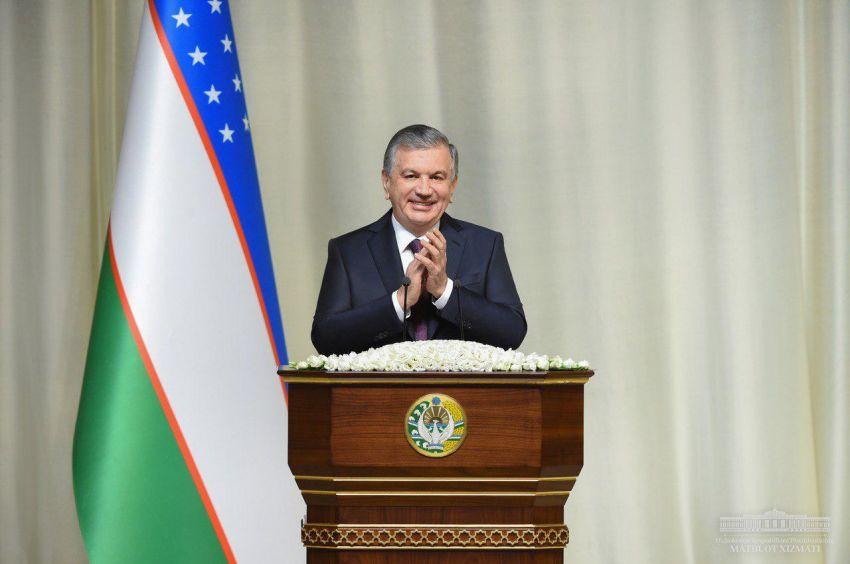 Президент Шавкат Мирзиёев поздравил женщин с праздником