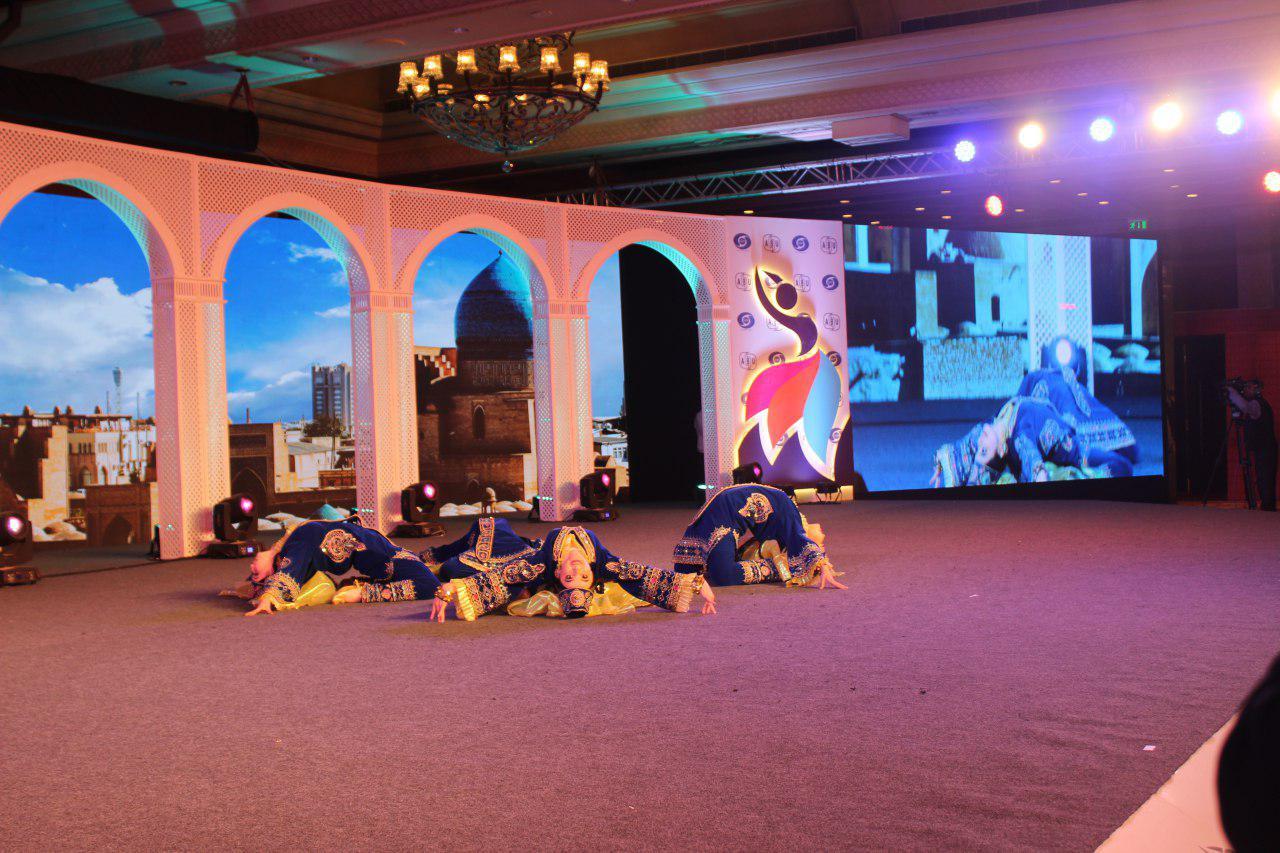 Узбекские артисты приняли участие в Международном фестивале танца в Индии