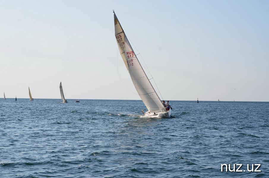 К победе на всех парусах: как в Крыму проходит регата «NOVOCUP»?