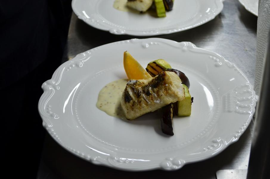 Первый день фестиваля «Вкус Франции» (Goût de France) – ужин в стиле Прованс (фото)