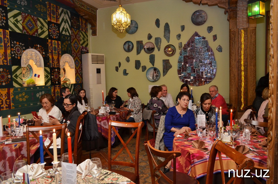 Фестиваль «Вкус Франции» завершился ужином в ресторане Sato (Фото)