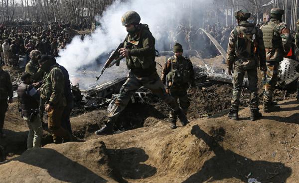 Хуаньцю шибао (Китай): в интересах Пакистана и Индии взять дело под контроль