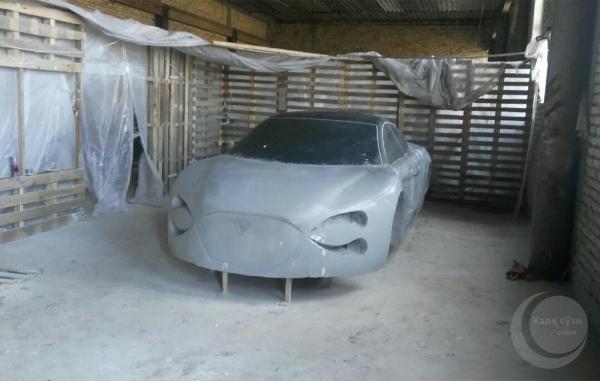 Энтузиасты из Бухары создают национальный электромобиль