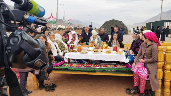 Открыт ещё один контрольно-пропускной пункт между Таджикистаном и Узбекистаном