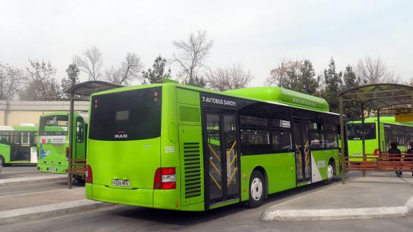 В «Тошшахартрансхизмат» прокомментировали инцидент с высаженной из автобуса пенсионеркой