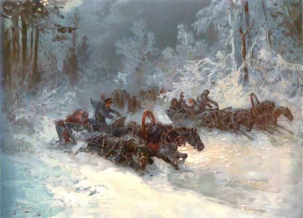 Влюблённый в Туркестан. Жизнь и странствия Николая Каразина - художника, писателя, солдата. Глава седьмая