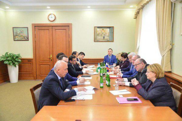 В этом году в Ташкенте откроют филиал Первого Московского государственного медуниверситета имени Сеченова