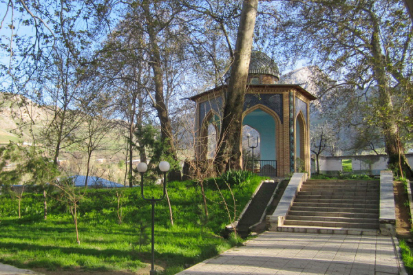 Зеленый пояс Самарканда - загородные сады и дворцы Тимура