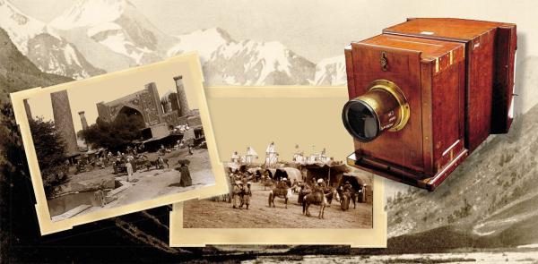 Как фотография завоевывала Туркестан