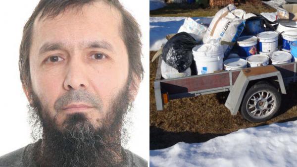 В пятницу гражданин Узбекистана был признан виновным в подготовке теракта  в Стокгольме