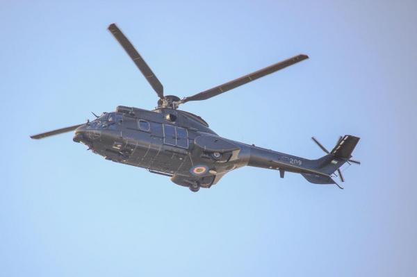 Премьер и хоким облетели Ташкент на вертолете