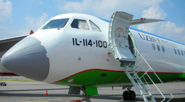Российские авиакомпании прицениваются к шести самолетам Ил-114-100, которые не используются «Узбекистон хаво йуллари»