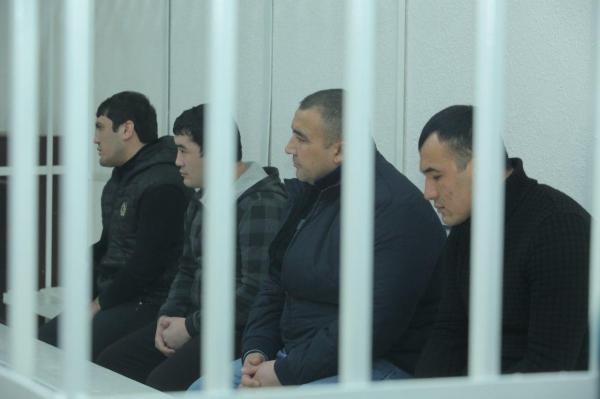 Вынесен приговор по делу Джамшида Кенжаева, убитого в ночном клубе «Aurum 898»